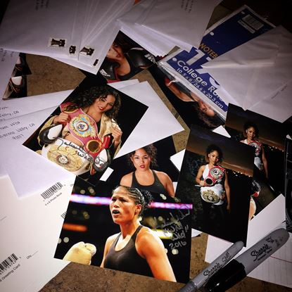 Picture of Autographed Pictures