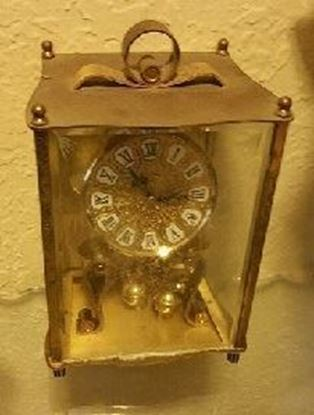 Picture of Antique Carriage Clock
