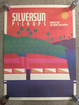 Picture of Silversun Pickups Poster