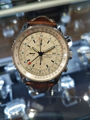 Picture of Breitling Navitimer GMT