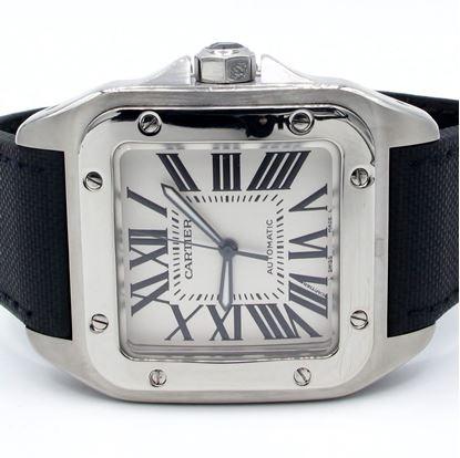 Cartier, Santos, Santos 100