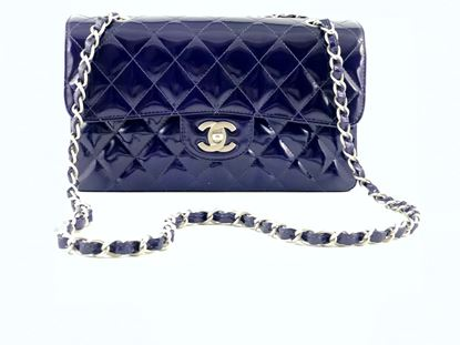 Picture of Chanel Patent Small Classic Flap