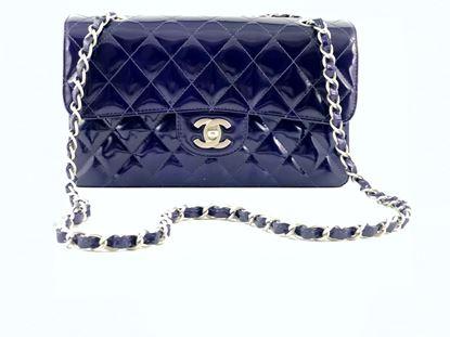 图片 Chanel Patent Small Classic Flap