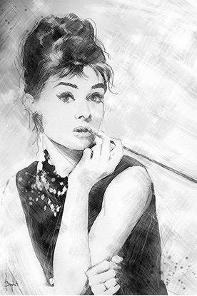 图片 Audrey Hepburn