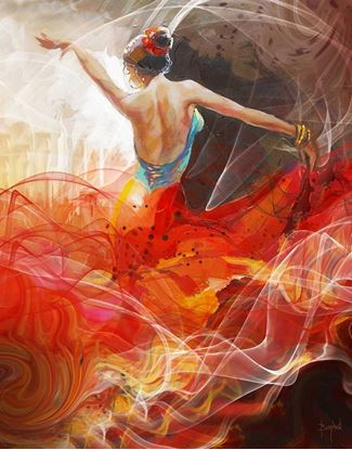 Image de Flamenco Fire