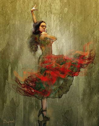 图片 Flamenco Dancer