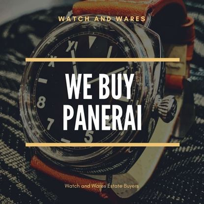 panerai, sell panerai, sell my panerai, sell your panerai, sell my watch