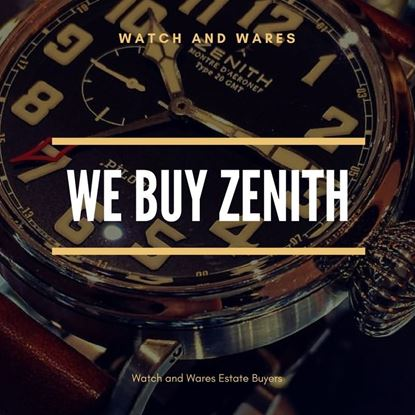 zenith watch, sell zenith watch, sell my zenith, who buys zenith
