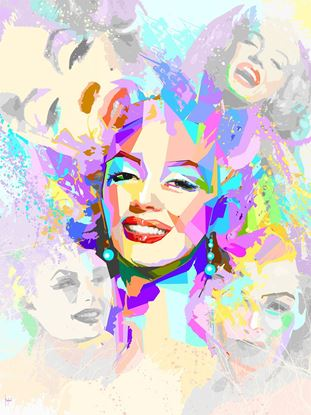 Image de Smiling Marilyn