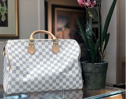 Picture of Louis Vuitton Speedy 35