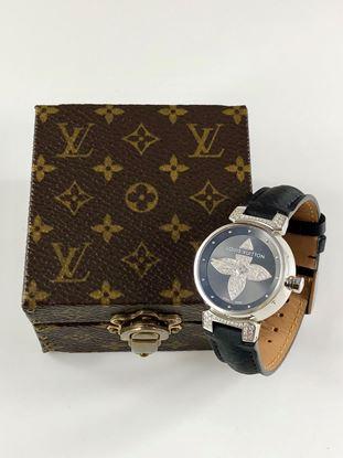 图片 Louis Vuitton Tambour Bijoux Watch