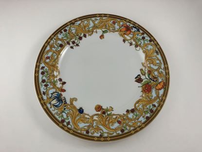"Picture of Versace ""Butterfly Garden"" Dinner Plate"