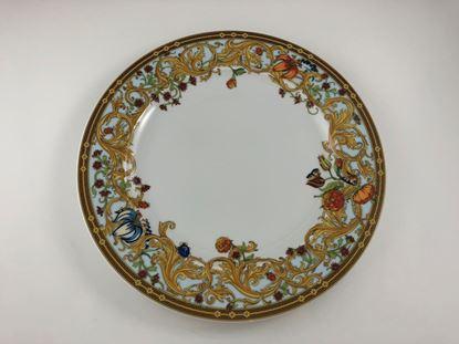 """图片 Versace """"Butterfly Garden"""" Dinner Plate"""