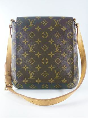 Picture of Louis Vuitton Monogram Musette Salsa