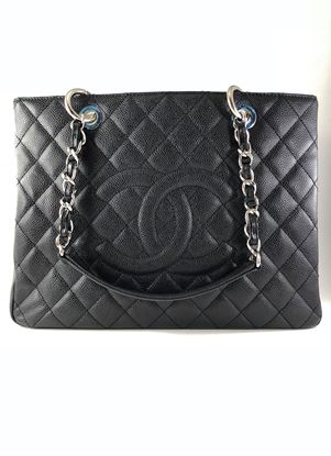 Picture of Chanel Classic Black Gst