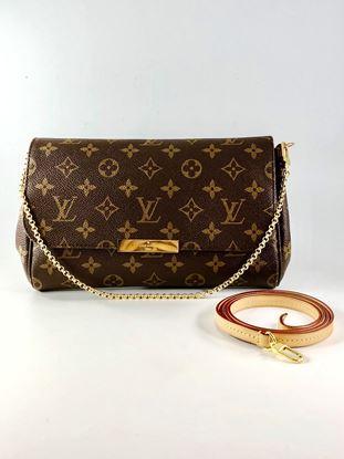 图片 Louis Vuitton Monogram Favorite MM