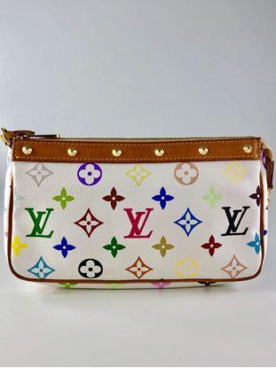 图片 Louis Vuitton Multicolor Pochette