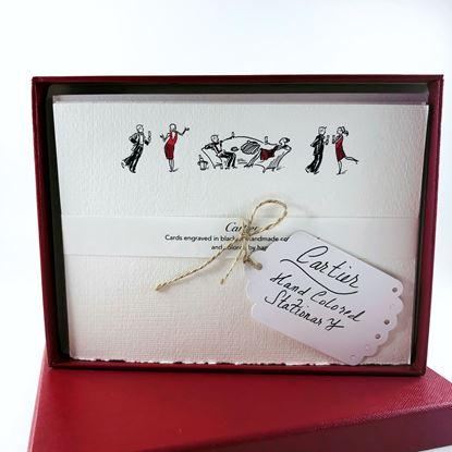 图片 Cartier Stationary Set