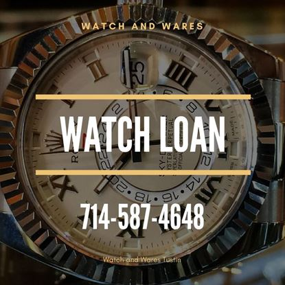 Picture of Watch Loan: Pawn Your Watch