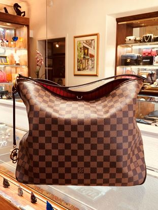 Picture of Louis Vuitton Damier Ebene Delightful MM