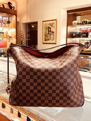 图片 Louis Vuitton Damier Ebene Delightful MM