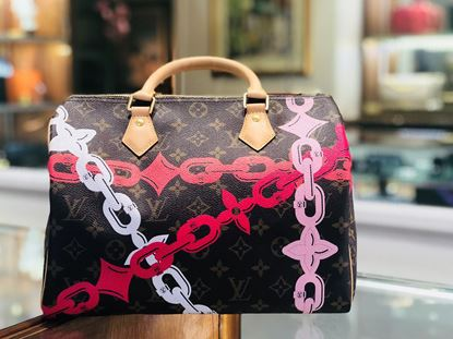 Picture of Louis Vuitton Bay Speedy 30