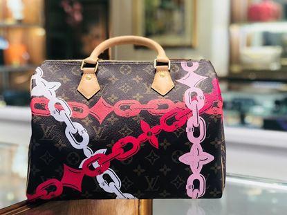 图片 Louis Vuitton Bay Speedy 30