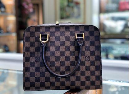 图片 Louis Vuitton Damier Triana