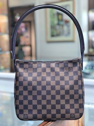 图片 Louis Vuitton Damier Looping MM