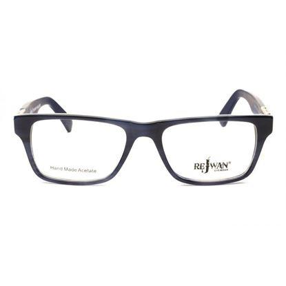 Picture of Rejwan Eyewear 4806 Slate Gray/ Black