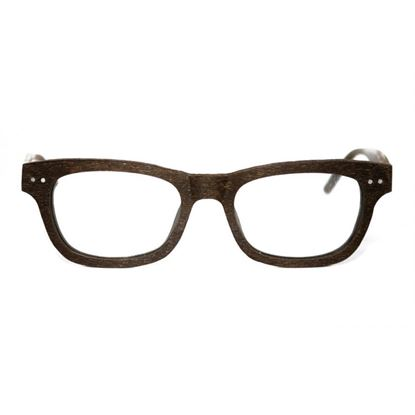 图片 Rejwan Eyewear Brown-Wood