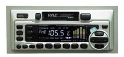 Picture of 1.5 DIN AM/FM Detachable Auto Reverse Cassette Receiver