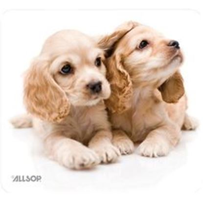 Picture of Allsop Naturesmart Mouse Pad (puppies) (pack of 1 Ea)