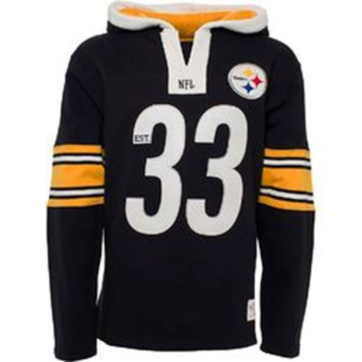 Picture of Pittsburgh Steelers NFL All Pro Heavyweight Hoodie - Medium