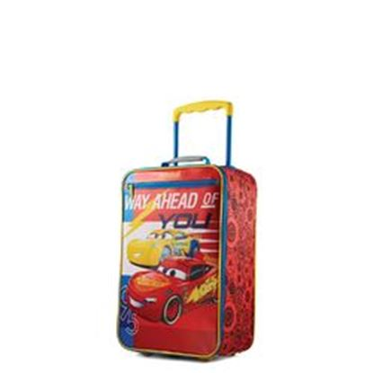Image de American Tourister 18 Inch Softside Upright - Disney Cars