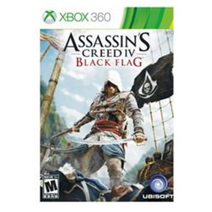"""Picture of Assassin""""s Creed IV Black Flag - Xbox 360 NEW AND SEALED (Backwards Compatible)"""