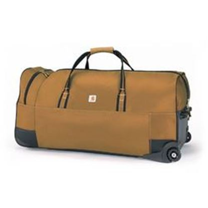 Picture of Carhartt Legacy Heavy-Duty Wheeled Gear Bag 36, Carhartt Brown