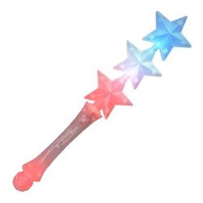 图片 3 Star Red White Blue Wand