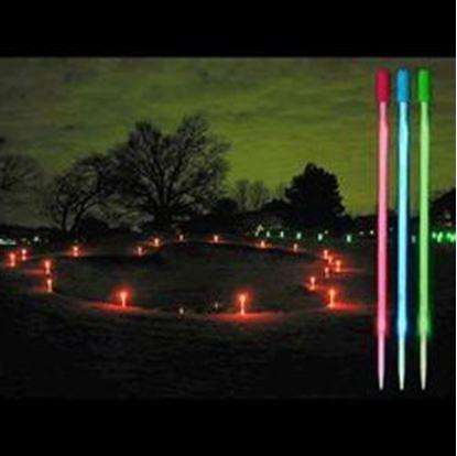 图片 1 Dozen 12 Inch Green LED Runway Markers