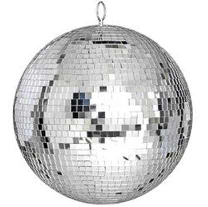 Picture of 20 Inch Disco Ball with Optional Base