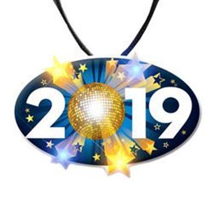 图片 2019 Charm New Years Eve Lanyard Necklace