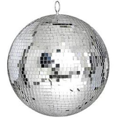 图片 12 Inch Disco Ball with Optional Base