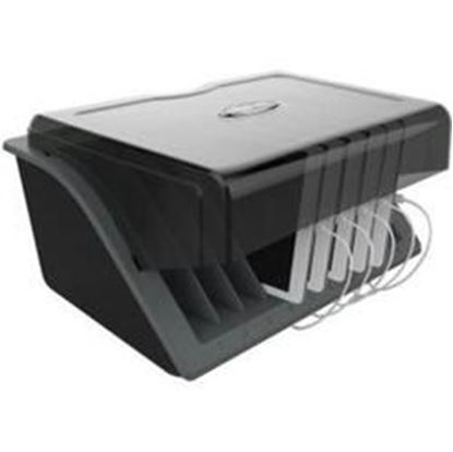 Picture of 10 Port AC Desk Charge Station