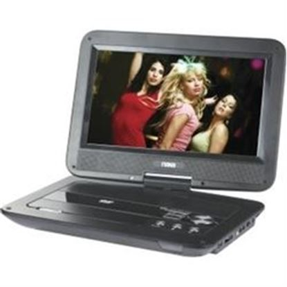 """Picture of 10"""" LCD Portable DVD Player"""