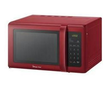 Picture of .9cf  Microwave Oven Red