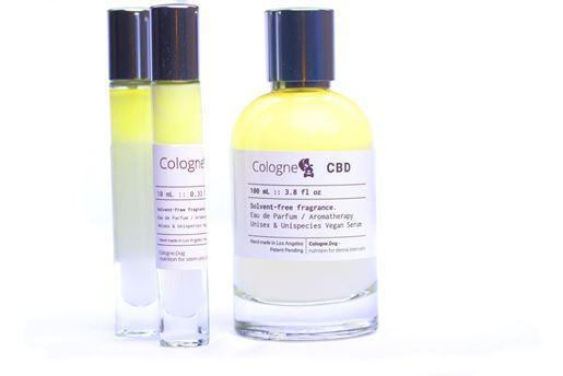 Aromaceutical™ CBD Perfume