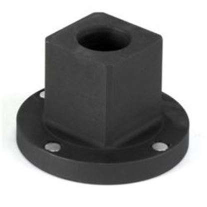 "Picture of 1"" F x 1-1/2"" M Reducing Sleeve Adapter"