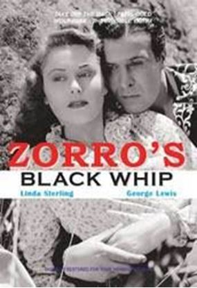 Picture of Zorro's Black Whip #2 DVD