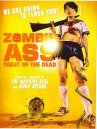 Picture of Zombie Ass / Toilet of Dead DVD