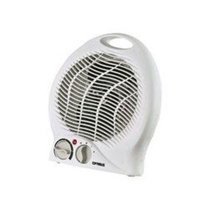 Image de Optimus Portable Fan Heater with Thermostat